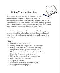 writing template 9 free word pdf documents download free