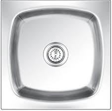ECM Nirali Popular Range Grace Plain Junior Glossy Kitchen - Nirali kitchen sinks
