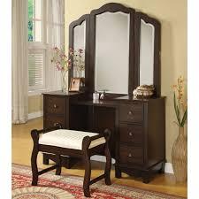 Vanity Dresser With Mirror Vanity Table Chairs Descargas Mundiales Com