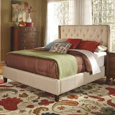 King Tufted Headboards Bedroom Black Upholstered Queen Bed With Storage Drawer Is A Kind
