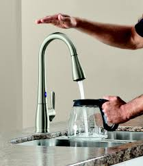 electronic kitchen faucets sloan touchless kitchen faucet sloan lavatory faucets sloan