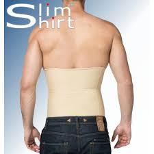 belly belt adjustable slimming shaping waist belly belt for men