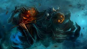download scary halloween pictures wallpapers for free to draw
