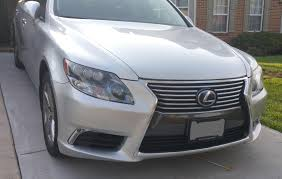 lexus ls 2013 2008 ls to 2013 ls bumper upgrade clublexus lexus forum discussion