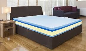 cuscini a materasso materasso memory plus top e cuscini groupon goods