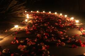 Light The Bedroom Candles Bedroom Romantic Bedrooms With Roses And Candles Bedrooms