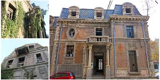 style house china baroque chaonei no 81 is one of the most popular haunted houses in china