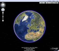 Google World Maps by Google Maps Charts 3d Earth View Zdnet