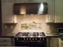 kitchen tile murals backsplash amazing 20 ceramic tile murals for kitchen backsplash inspiration