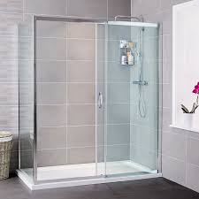 1500 Shower Door Iris 8mm 1500 X 800 Sliding Door Shower Enclosure