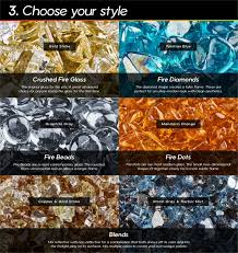 Glass Beads For Fire Pits by How To Choose Your Fire Glass Fire Pit Essentials