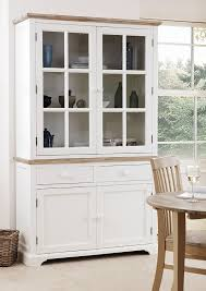 display cabinet with glass doors florence display cabinet large truffle kitchen dining dresser