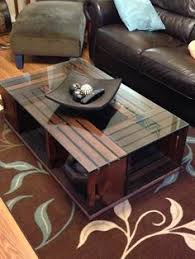 Diy Wooden Coffee Table Designs by Diy Wood Crate Coffee Table Free Plans Instructions Wood