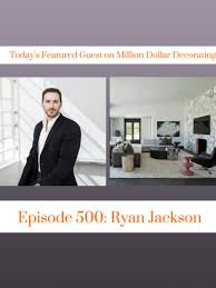 Million Dollar Decorating Press U2013 Ryan Jackson Home