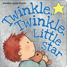twinkle twinkle little star caroline jayne church