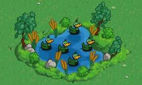 Step2 Duck Pond Water Table How To Change The Ducks You See In The Farmville Duck Pond