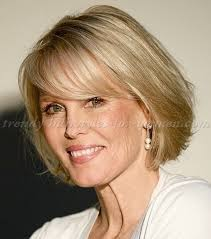mid lengh hairstyles for over 50 with fringe short hairstyles over 50 hairstyles over 60 bob haircut with