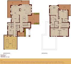 Dubai House Floor Plans Downloads For Mirador Dubai