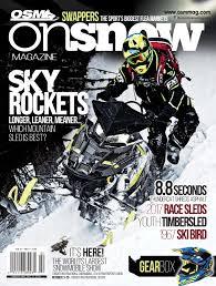 nissan canada kirkland quebec osm canada 31 2 by on snow magazine atv world magazine issuu