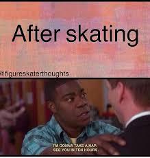 Figure Skating Memes - funny ice skating memes memes pics 2018