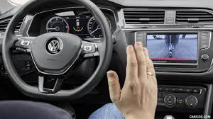 volkswagen tiguan 2017 2017 volkswagen tiguan trailer assist system interior hd
