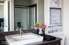 Industrial Bath Design  Natalie Fuglestveit Interior Design - American bathroom designs
