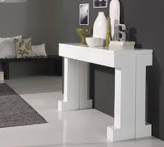 chambre de bain d oration chambre de bain decoration 0 console extensible modern aatl