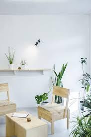 inga pieslikaitė designs minimal interior for lithuanian cafe