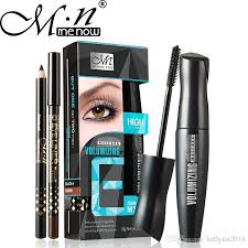 makeup classes mn m n menow doubling lashes extension mascara set kit volumizing