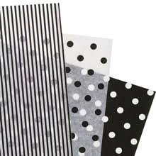 black and white striped tissue paper printed pattern tissue paper shop paper mart