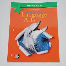 mcgraw hill language arts grade 5 practice workbook w answers