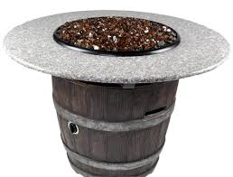 wine barrel fire table wine barrel fire pit tables blazing tables