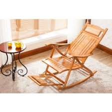 Bamboo Rocking Chair Sling Chair Bamboo Bed
