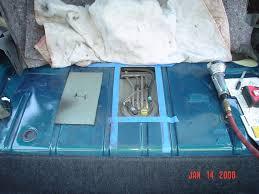 camaro fuel where is the fuel tank pressure sensor located on a 1997 camaro v6