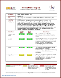 project monthly status report template monthly status report template project management new daily