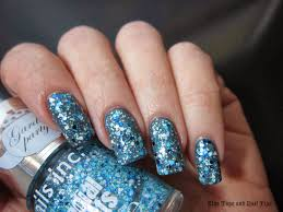 blue tape and nail tips nails inc garden party swatches