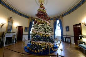 white house holiday decor 2015 in 14 festive photos curbed