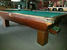 brunswick mission pool table brunswick billiard tables ebay