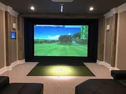 full swing golf simulator s8 u2013 golfhub