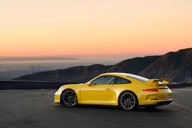 porsche 911 2015 2015 porsche 911 gt3 first drive autoweb
