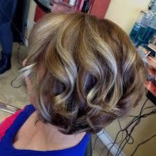 older women baylage highlights 40 on trend balayage short hair looks