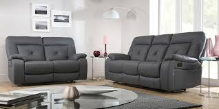 Leather Recliner Sofa Set Deals Grey Leather Reclining Sofa New Design 2018 2019 Sofamoe Info