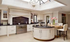 Curved Kitchen Island Guide To Designing A Curved Kitchen Period Living