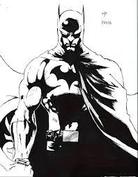 batman icons inks by slasher556 on deviantart