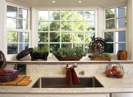 bay window kitchen ideas window treatments for bay windows in kitchen skippr co