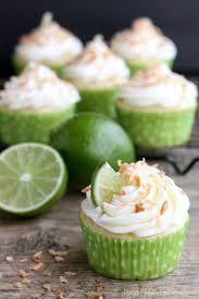 coconut lime cupcakes dessert now dinner later