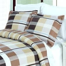 geometric grey black cotton duvet cover set double duvet covers
