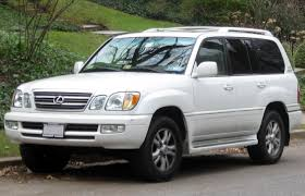 lexus suv 2002 for sale 2002 lexus lx 470 information and photos zombiedrive