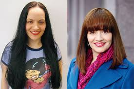 hairstyle makeovers before and after hairstyle makeover update your look with a modern bob canadian
