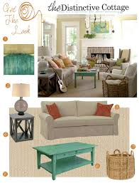 cottage style living room get the look